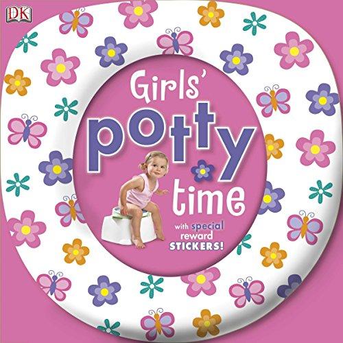 Girls' Potty Time By DK