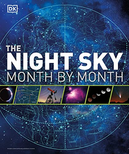 The Night Sky Month by Month By Sarah Larter