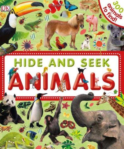 Hide and Seek Animals By Sarah Davis