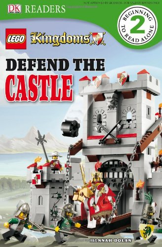 Lego Kingdoms Defend The Castle By Hannah Dolan Used