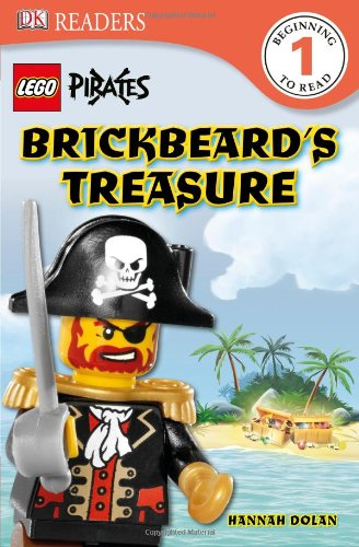 Lego Pirates Brickbeard's Treasure By Hannah Dolan