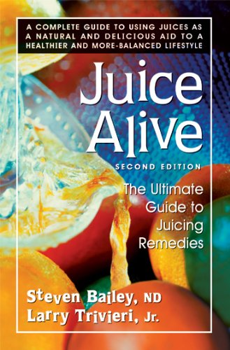 Juice Alive By Steven Bailey
