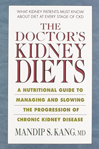The Doctor's Kidney Diets By Mandip S. Kang (Mandip S. Kang)