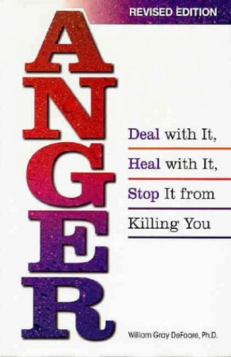 Anger Deal with it, Heal with it By Bill Defoore