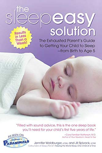 Sleepeasy Solution By Jennifer Waldburger