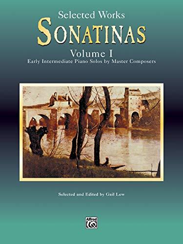 Sonatinas, Vol 1 By Edited by Gail Lew