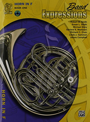 Horn in F Edition- Band Expressions (Book 1)