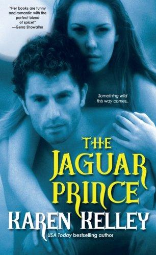 Jaguar Prince By Karen Kelley