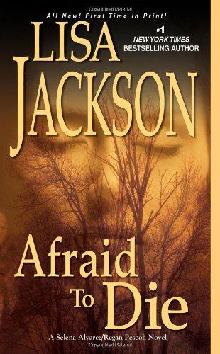 Pp Afraid To Die (Lib Ed) By Lisa Jackson