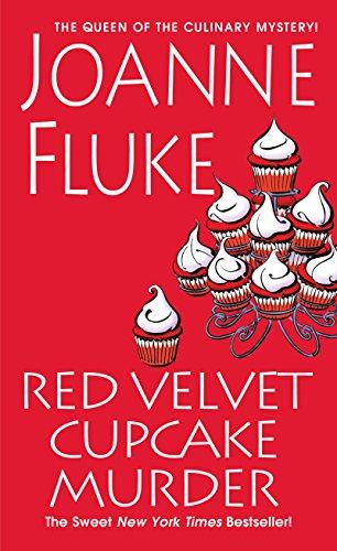 Red Velvet Cupcake Murder: A Hannah Swensen Mystery by Joanne Fluke