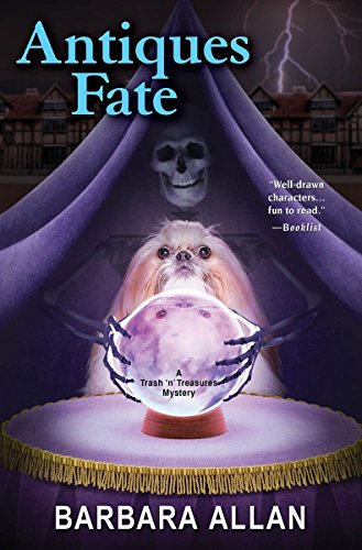 Antiques Fate By Barbara Allan