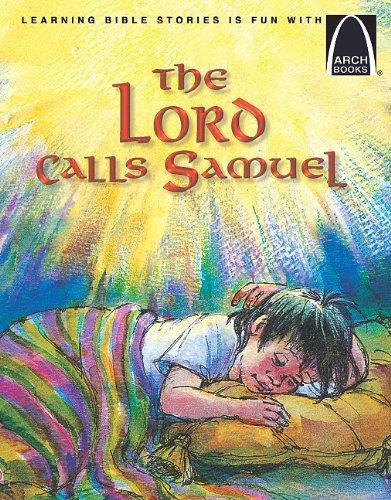 The Lord Calls Samuel By Jane L Fryar