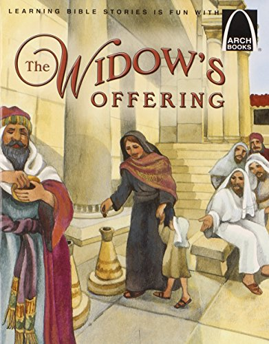 The Widow's Offering By Joanne Bader