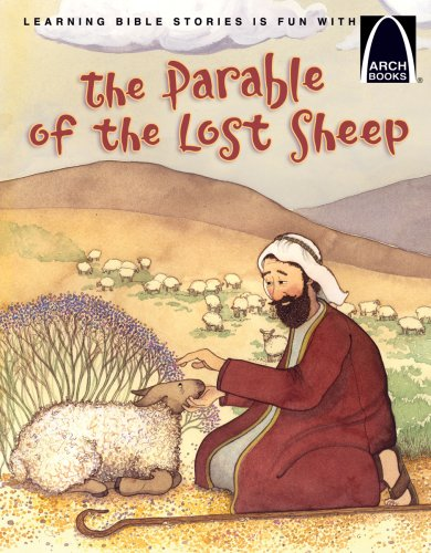The Parable of the Lost Sheep By Claire Miller