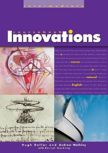 Innovations Intermediate: A Course in Natural English by Hugh Dellar