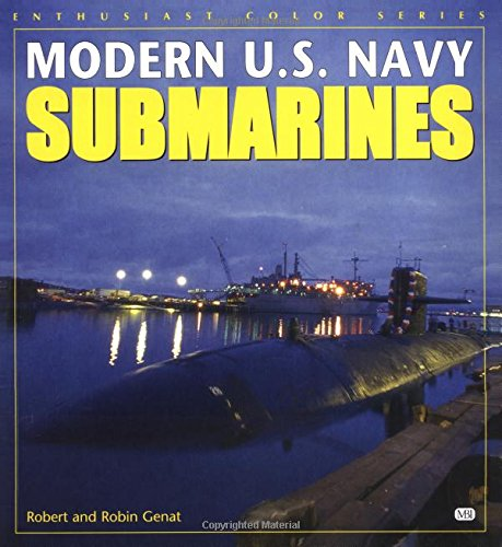 Modern Us Submarines By Robert Genat