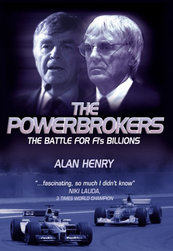The Power Brokers By Alan Henry