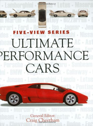 Ultimate Performance Cars By Richard Gunn