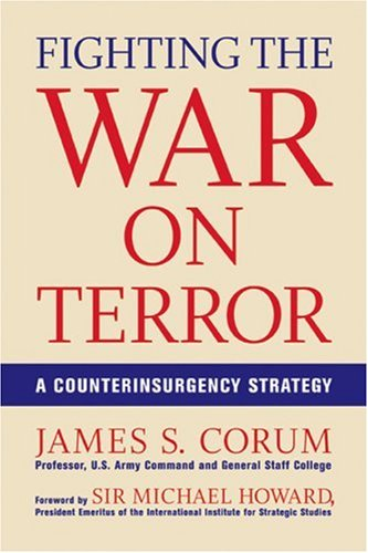 Fighting the War on Terror By James S. Corum
