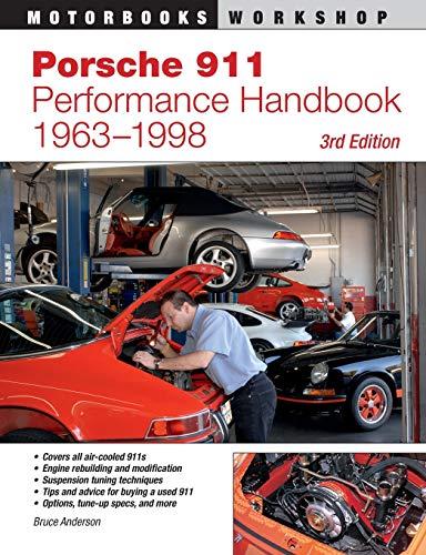 Porsche 911 Performance Handbook, 1963-1998 By Bruce Anderson