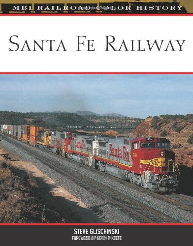 Santa Fe Railway By Steve Glischinski
