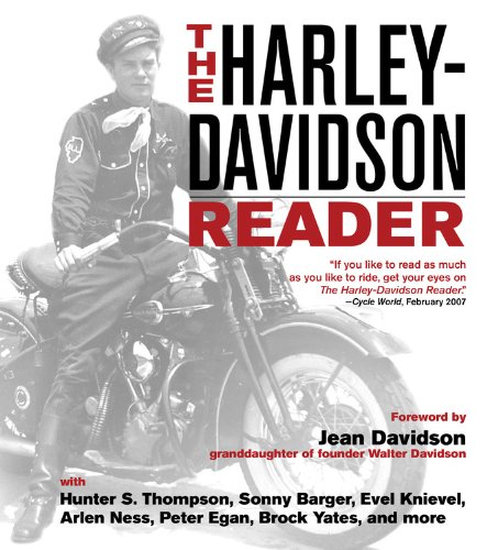The Harley-Davidson Reader By Edited by Michael Dregni