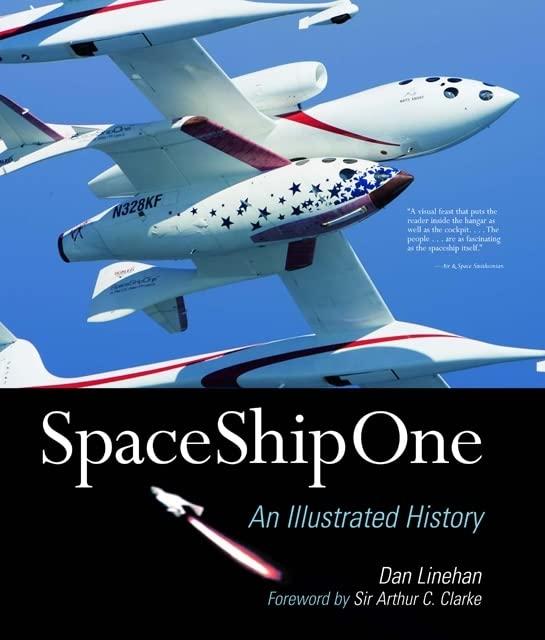 SpaceShipOne By Dan Linehan