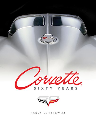 Corvette Sixty Years By Randy Leffingwell