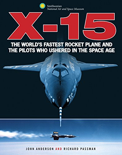 X-15 By John Anderson