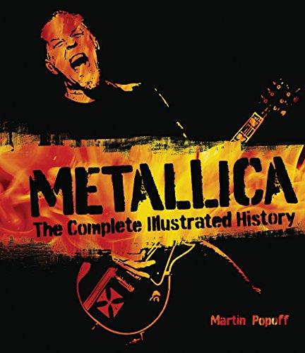 Metallica By Martin Popoff