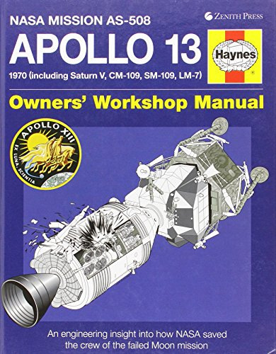 Apollo 13 Owners' Workshop Manual By David Baker (Health Protection Agency UK)