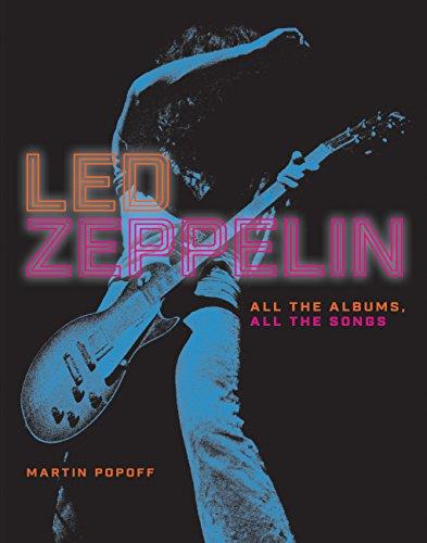 Led Zeppelin By Martin Popoff