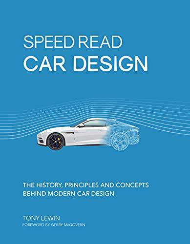 Speed Read Car Design By Tony Lewin