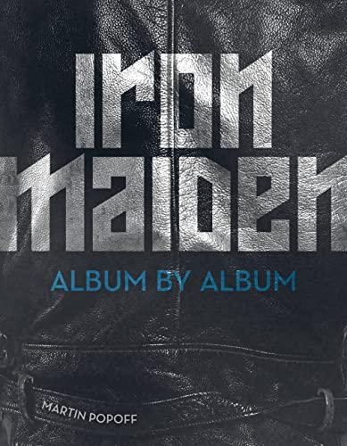 Iron Maiden By Martin Popoff