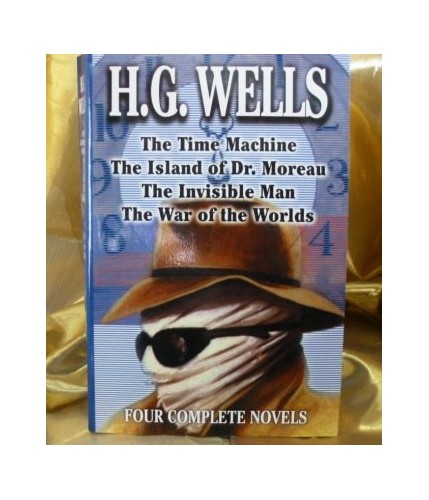 Title: Four Complete Novels By H G Wells