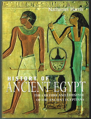 The history of ancient Egypt By Nathaniel Harris