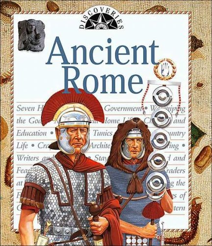 Ancient Rome By Paul Roberts