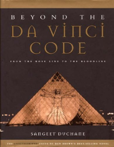 "Beyond the ""Da Vinci Code"" By Sangeet Duchane"