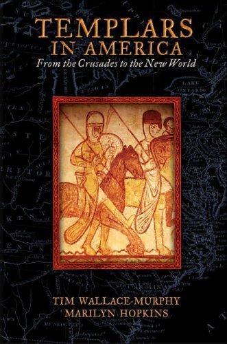 Templars in America Hardcover Marilyn Hopkins Tim Wallace-Murphy