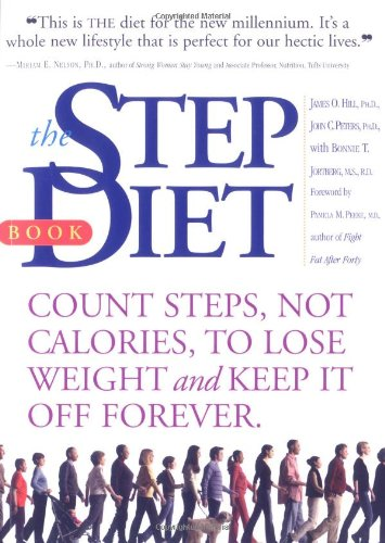 The Step Diet Book by James O'Hill