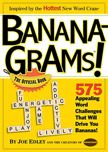 Bananagrams! By Abe Nathanson