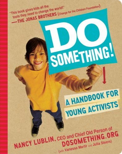 Do Something! By Nancy Lublin