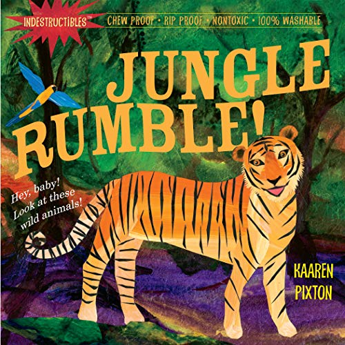 Indestructibles: Jungle Rumble! By Created by Amy Pixton