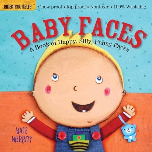 Indestructibles: Baby Faces von Kate Merritt