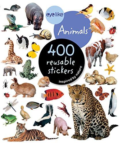 PlayBac Sticker Book: Animals By Workman Publishing
