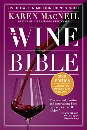 The Wine Bible, Revised By Karen MacNeil