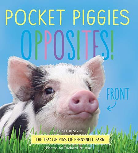 Pocket Piggies Opposites! By Richard Austin