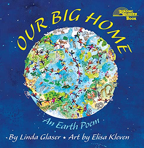 Our Big Home By Linda Glaser