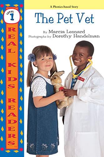 The Pet Vet By Marcia Leonard