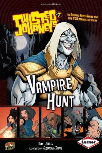 Vampire Hunt By Dan Jolley